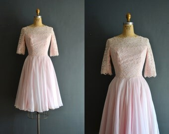Marsha / 60s Cahill wedding dress / short wedding dress