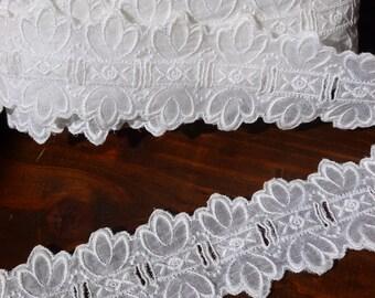 Lace Blow Out Sale Vintage Lingerie Nightie Vintage 40's Lace
