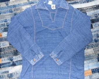 Vintage Kennington Unisex V-Neck Shirt