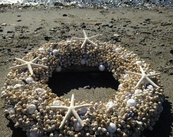Classy Beach House Wreath Very Beachy Star Fish StarFish