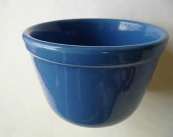 Oxford Ware Blue bowl, made in USA