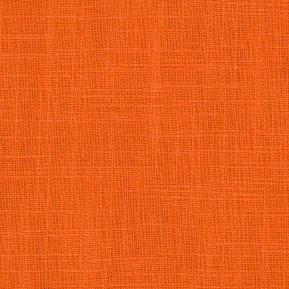 Image Gallery Orange Fabric