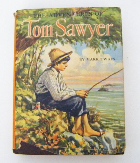 The Adventures of Tom Sawyer Book Summary