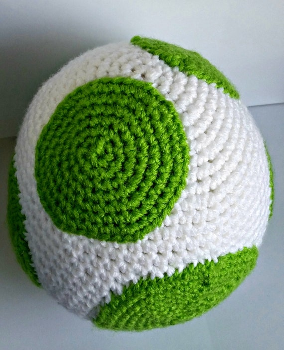 Yoshi Egg Amigurumi Crochet Pattern PDF/ by CavazyAndAdoraboo