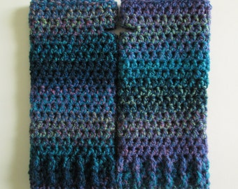 Fingerless Gloves, Texting Gloves, Fingerless Mittens, Fingerless Mitts, Wrist Warmers, Arm Warmers, Crochet Fingerless Gloves