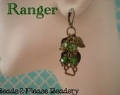 SALE Ranger Guild Wars 2 Inspired Earrings - Hypoallergenic