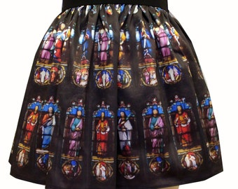 Stained Glass Full Skirt