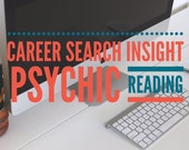 Career Search Insight Tarot Reading- Video or MP3