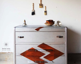 SAMPLE Art deco dressers in signature style