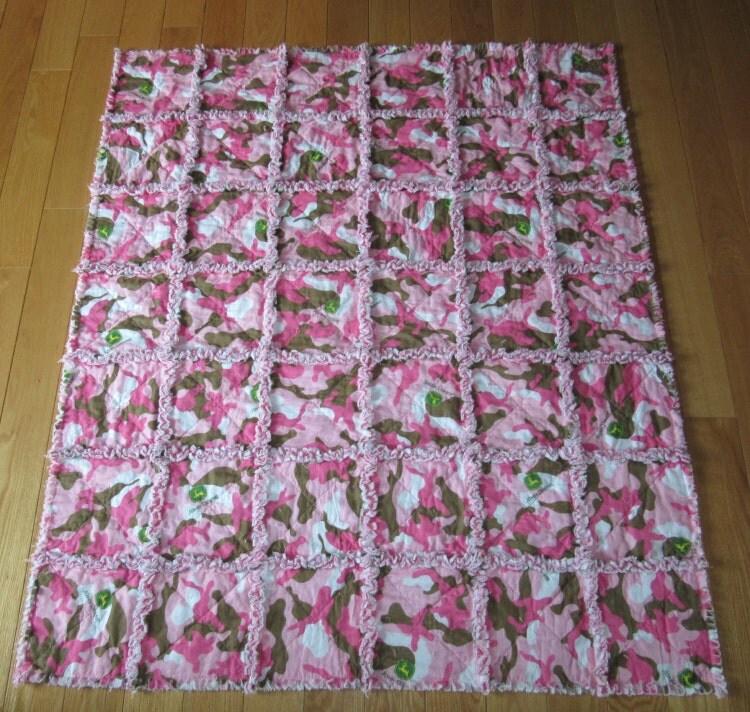 Pink Camo John Deere Fabric Crib Bedding Baby Or By 1723diane