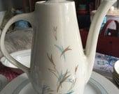 Mid Century Atomic Riviera Caribe teapot