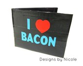 I love Bacon Duct Tape Wallet