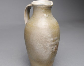Clay Pitcher Wood Fired B32