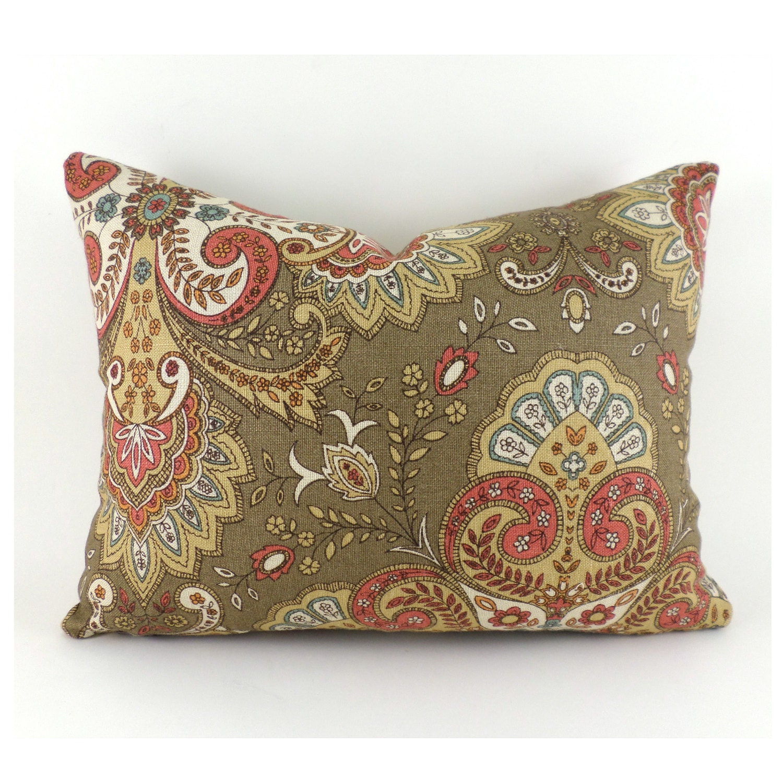 Decorative Throw Pillows Clearance : 60% CLEARANCE SALE Lumbar Pillow Cover Decorative Pillow Cover