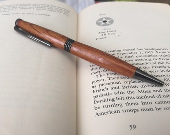 Trimline Twist Pen with Beautiful Cocobolo Wood