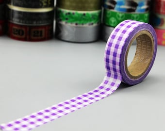 Washi Tape - Japanese Washi Tape - Masking Tape - Deco Tape -  WT1023
