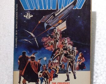 1978 Battlestar Galactica TV Show Novel - Original Story Paperback SciFi