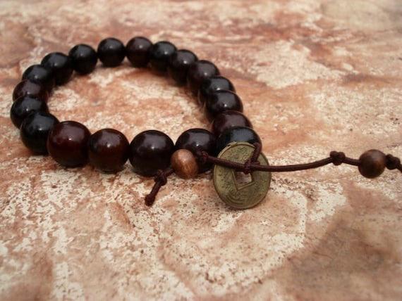 Mala Bracelet, Religious Jewelry, Mala Beaded Bracelet, Prayer Bracelet, Yoga Bracelet, Meditation Bracelet, Spiritual Bracelet, Wrist Mala