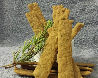 Chicken Jerky Chews By No Bull Treats Homemade Gourmet Dog Treats All Natural and Healthy YUM