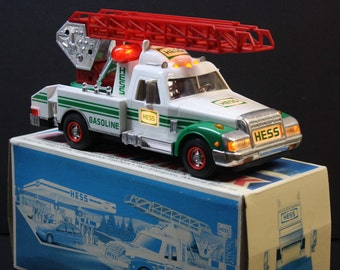 1994 Hess Ladder Rescue Truck