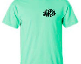 Monogrammed T-shirts (Two)