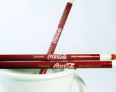 Coca-Cola, Advertising, Pencil, Buy One or More, Unsharpened, Mint, Vintage, Collectible