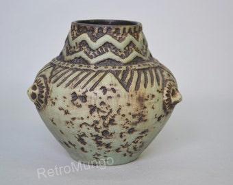 "West German vase by Jasba - from the series "" Antik """