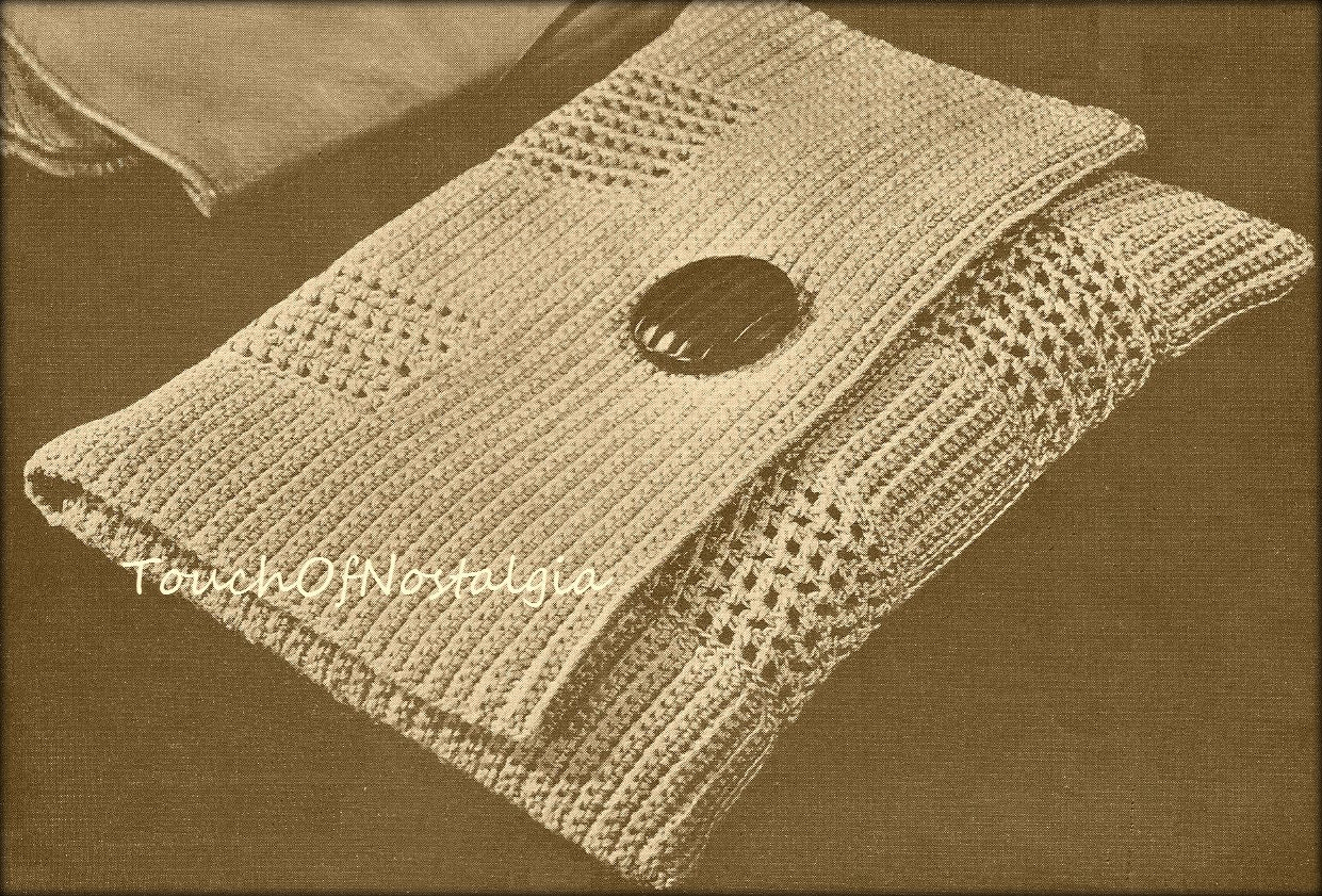 Envelope clutch crochet pattern chic style envelope evening zoom bankloansurffo Gallery