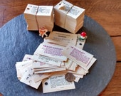 500 Swami Madame X machine fortune teller cards NOS replacement refill Twilight Zone Easter Mother's day VTG wedding birthday party supply
