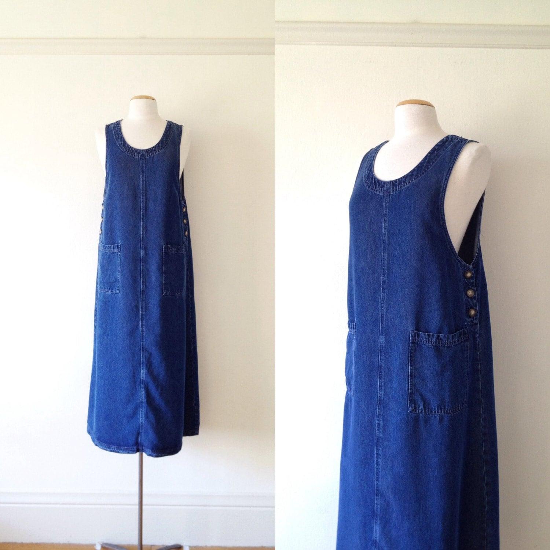 Model 25 Best Ideas About Denim Jumper Dress On Pinterest