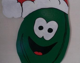 Wooden Christmas Door Hanger