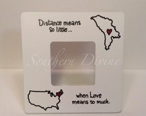 Unique Distance Means So Related Items Etsy