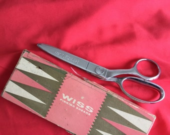 Vintage Wiss Pinking Shears