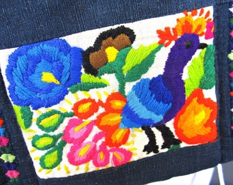 Colorful Guatemalan Purse (A6)