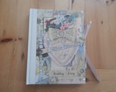 Vintage Style Wedding Diary