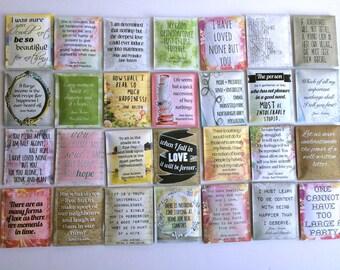 Jane Austen tea gift set