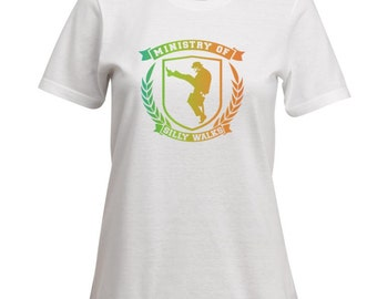 Ministry of Silly Walks - Women's Soft Tee Shirt