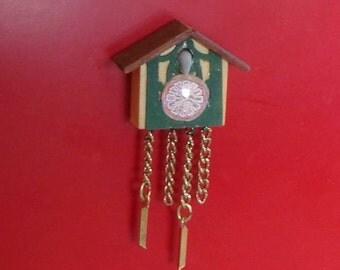 miniature cuckoo clock PM 125