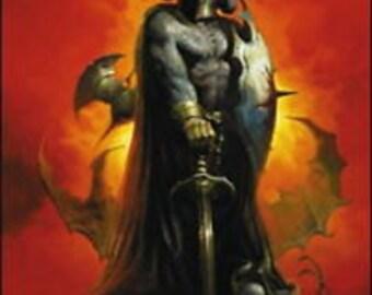 Deaths End Fantasy Poster
