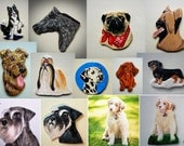 Dog/hourse/cat/any other animal magnet by pic - any size