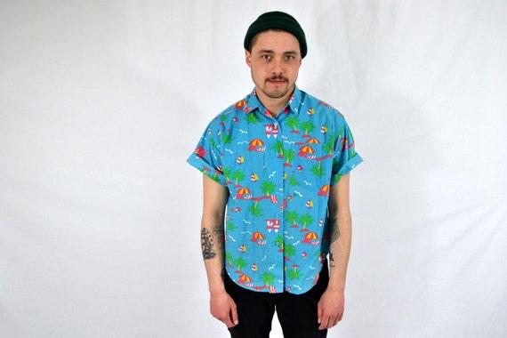 beachbutton down shirts