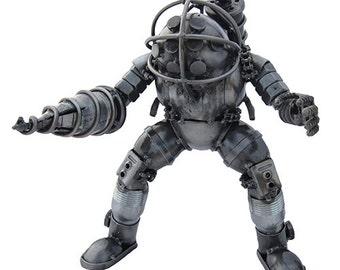 Bad Dad Robot Sculpture