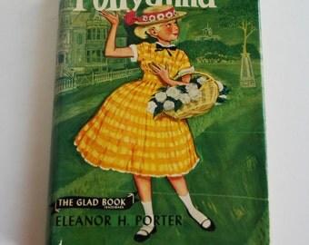 Vintage Children's Book, Pollyanna