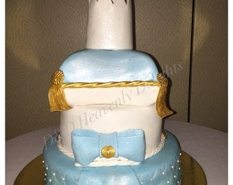 Custom Wedding Cakes Birthday Cake