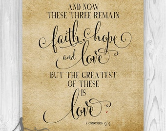 Bible Quotes For Wedding Unique Wedding Bible Verse Art Print Scripture Wedding Decor Verses