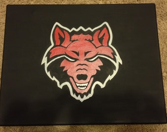Arkansas State Red Wolf