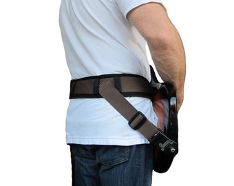 Guitar Strap Harness that Reduces the Weight of the Guitar on