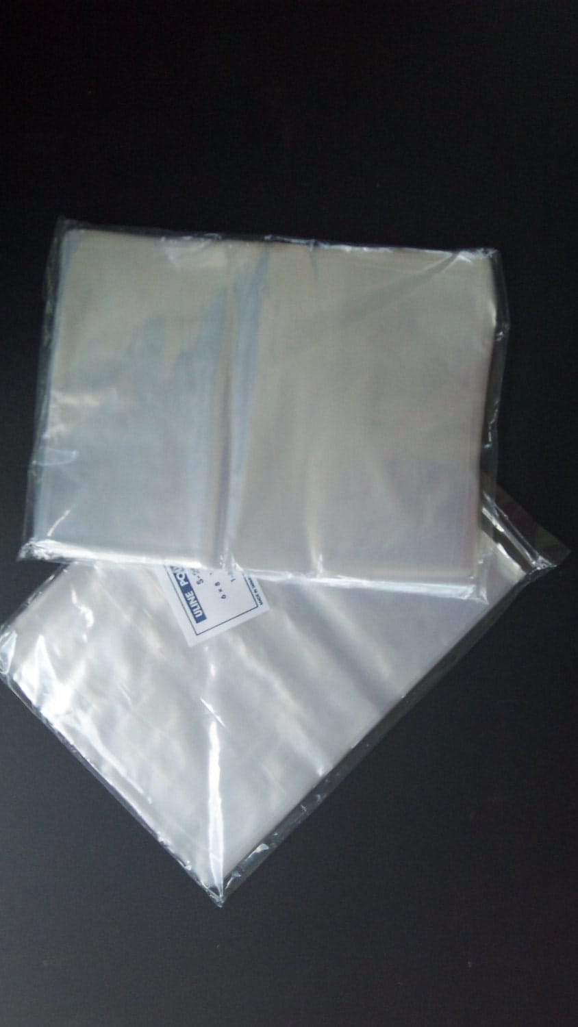 100 Clear 12x18 Poly Bags Large Plastic 1 Mil By Cellosandmore
