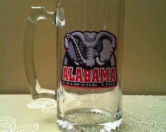 University of Alabama Mug