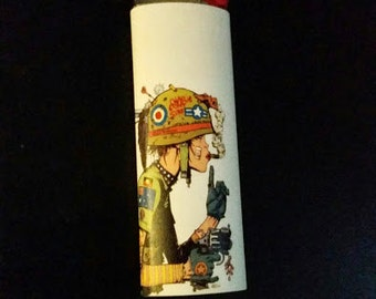TANK GIRL Lighter